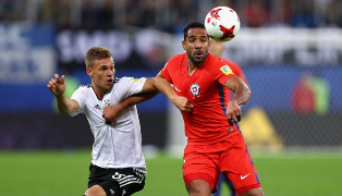 Чили - Германия