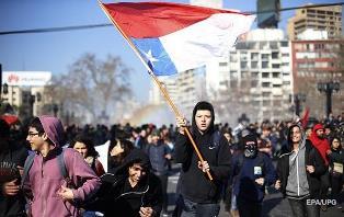 От стабильности до Майдана: что происходит в Чили?