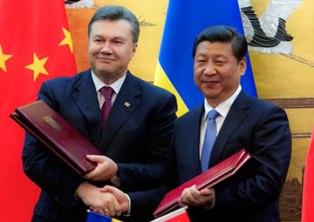 Китай требует от Украины подписание ассоциации с ЕС