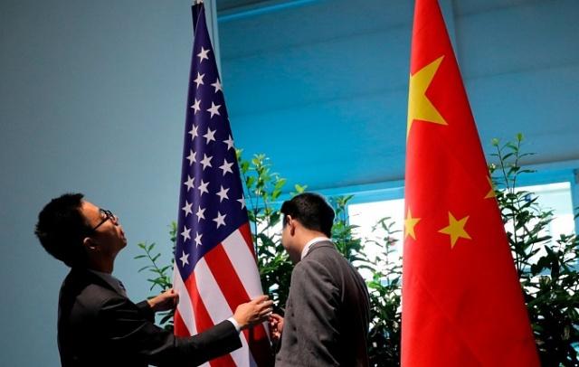 США и Китай. Торговая война