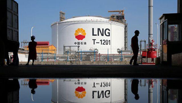 Китай увеличит потребление газа более чем в 1,5 раза