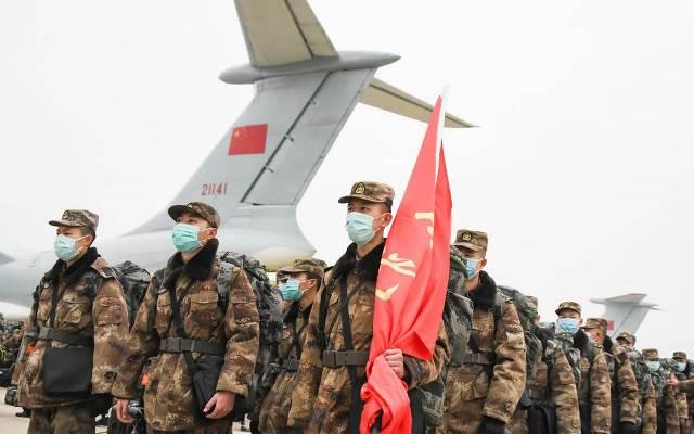SIPRI: Китай рекордными темпами наращивает военные расходы