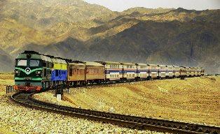 Китай запустил грузовое железнодорожное сообщение с Великобританией. Через  ...