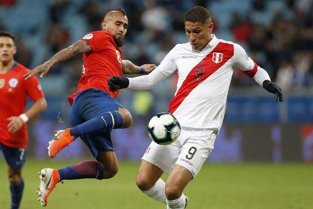 Copa America: сборная Перу разгромила Чили и вышла в финал