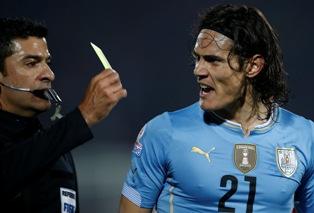 Copa America-2015: Уругвай сложил полномочия Чемпиона Южной Америки
