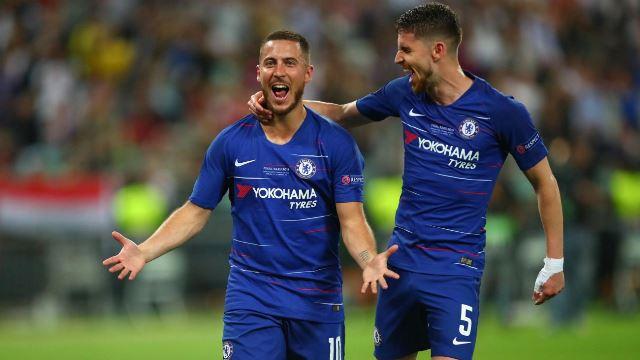 Лига Европы: Челси уверенно обыграл Арсенал в финале