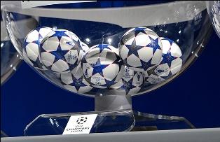Лига Чемпионов и Лига Европы: результаты жеребьевки первых раундов
