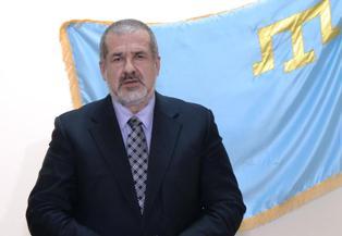 Председатель меджлиса Рефат Чубаров: правительство Крыма, чтобы легитимиров ...