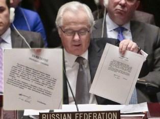 Чуркин обвинил Украину в экономических бедах РФ