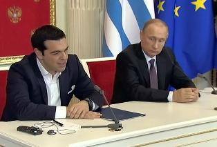 Россия заплатит Греции $5 млрд за газопровод из Турции