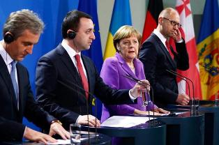 Ассоциация между Украиной и ЕС как поражение России