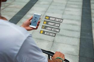 Компания CityGo презентовала новый электрический самокат