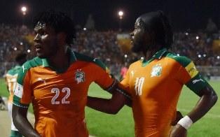 ЧМ-2018: уверенные победы Сенегала и Кот-д'Ивуар, Гана оступается в Уганде