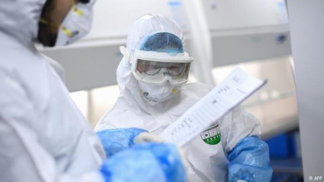В Китае зафиксировали рекордное число случаев COVID с января