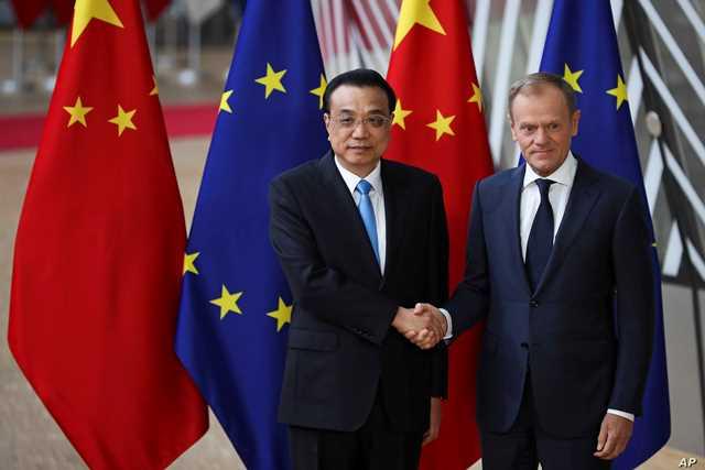 Китай впервые в истории стал крупнейшим торговым партнером ЕС