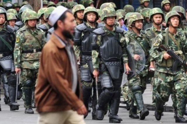 США вводят санкции против Китая из-за притеснения уйгуров
