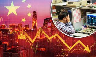 Начало кризиса: экономика КНР обвалилась до рекордного уровня