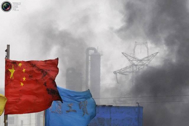 Рос экономики Китая замедлился на 6%