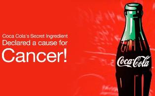 Употребление Coca-Cola вызывает рак?