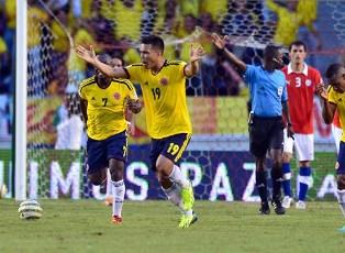 Колумбия и США добывают путевки на Чемпионат мира
