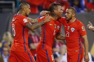 Копа Америка-2016: Чили уверенно становится вторым финалистом турнира