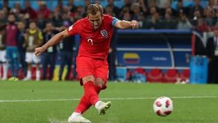 ЧМ-2018: Англия в серии пенальти проходит Колумбию