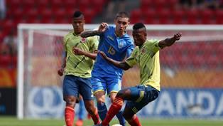 ЧМ U-20: Украина и Италия сыграют в полуфинале