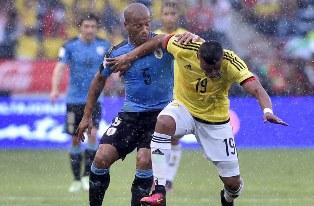 ЧМ-2018: Аргентина уступает Парагваю, боевая ничья Колумбии и Уругвая