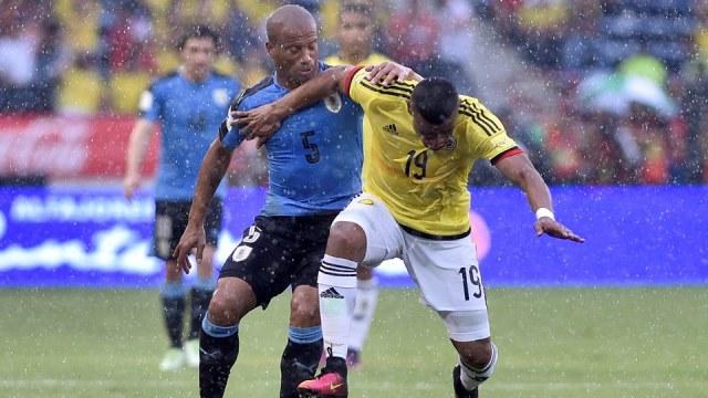 Колумбия - Уругвай