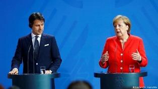 Кризис в ЕС: премьер Италии рассказал о жесткой конфронтации с Меркель