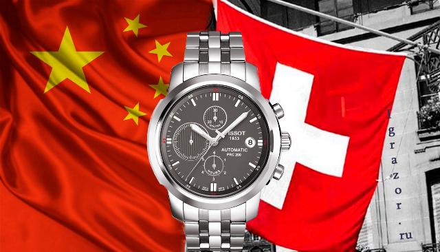 Копия брендовых часов