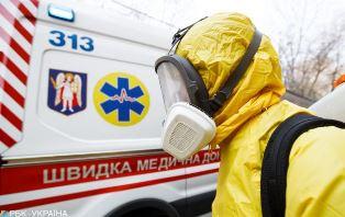 Украина в лидерах по числу выявленных случаев коронавируса среди протестиро ...