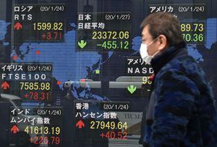Китайский коронавирус рушит мировые рынки: что будет с экономикой?