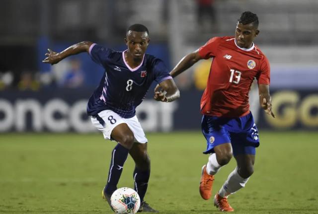Кубок КОНКАКАФ: Коста-Рика и Гаити выходят в четвертьфинал