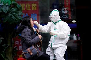 Китай не допускает экспертов ВОЗ к расследованию происхождения коронавируса