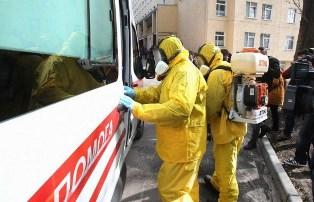 В Украине очередной антирекорд по госпитализации больных с COVID