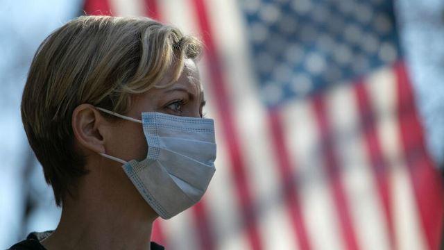 США подошли к порогу 4-й волны коронавируса