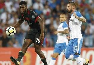 Лига Европы: скромные победы Милана и Эвертона