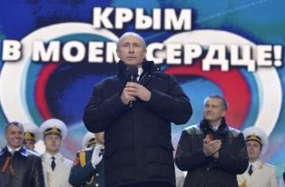 Крым - русская земля или как историки посмеялись над Путиным