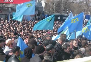 Крымские татары заявили о своем праве на самоопределение в составе Украины