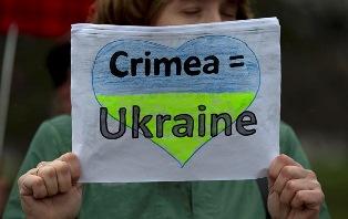 Хакеры транслировали в Крыму гимн Украины через камеры видеонаблюдения
