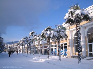 В новогодние праздники Крым посетит до 30 тысяч туристов