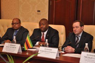Крым углубляет сотрудничество с Зимбабве