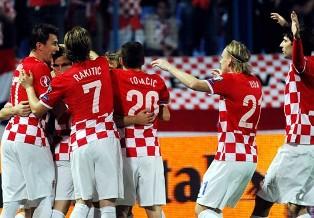 Евро-2016: Исландия побеждает Нидерланды, Хорватия громит Азербайджан
