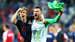 ЧМ-2018: Хорватия побеждает Данию в серии пенальти и выходит на Россию