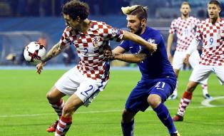 ЧМ-2018: Хорватия легко справляется с Грецией, важная победа Швейцарии
