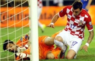 Евро-2016: Уэльс побеждает Бельгию, ничья Италии и Хорватии