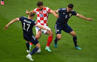 Евро-2020: Хорватия выходит в плей-офф, Англия обыграла Чехию