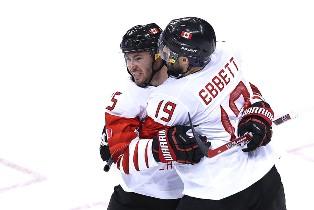 Хоккей на ОИ-2018: Канада в невероятном матче завоевывает бронзу