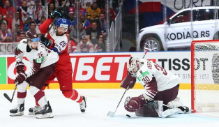 ЧМ по хоккею: Чехия перестреляла Латвию, непростые победы Финляндии и Канад ...